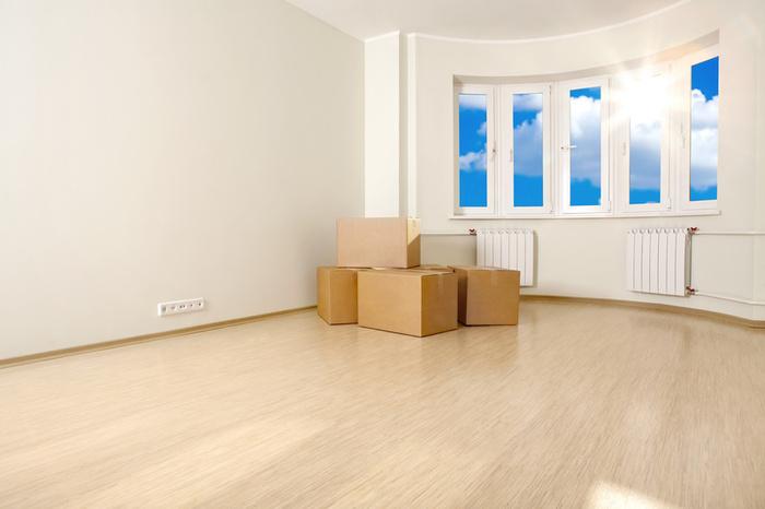 Аренда квартиры - без мебели