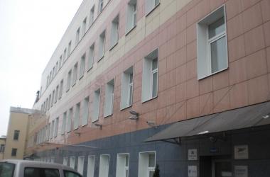 """Бизнес-центр """"Павелецкий"""""""